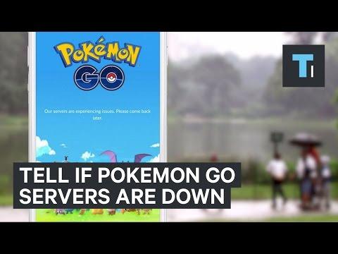 Three Ways To Check If ThePokemon GO Servers Are Down