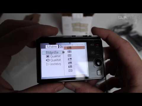 Casio Exilim JE10 Digitalkamera test [HD] Deutsch Cam