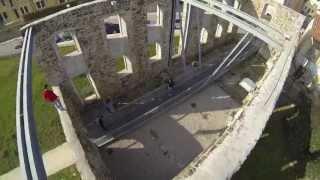 preview picture of video ''Gente che vola' anima Cormons'