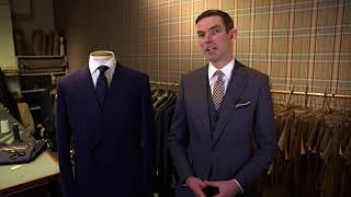 Huntsman x Country Life Style Diaries: The Business Suit