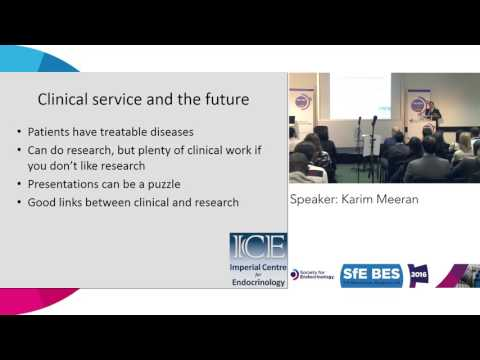 Futures 1:  my future career in endocrinology