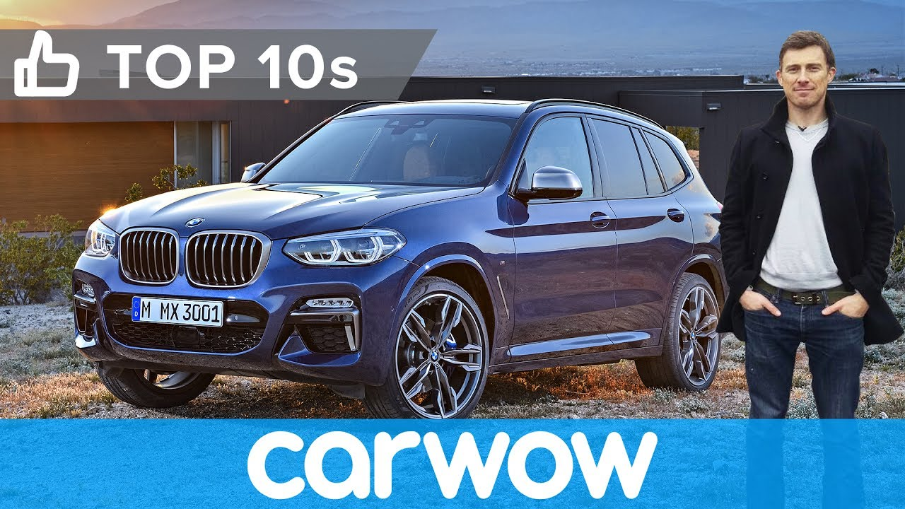 video 10 things you should know about the 2018 bmw x3 autos post. Black Bedroom Furniture Sets. Home Design Ideas