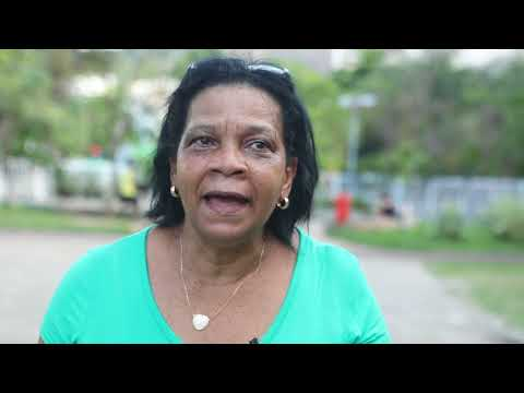 Mulheres de Luta - Maria Rosalina da Silva - 8M de 2018