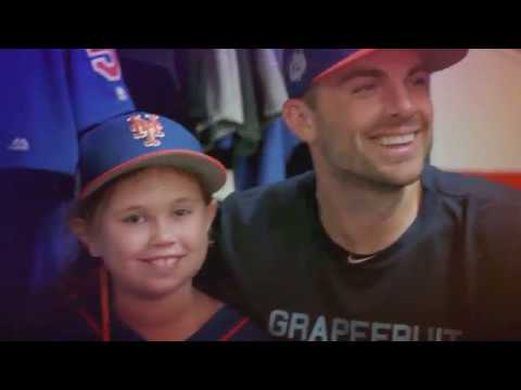New York Mets in the Community