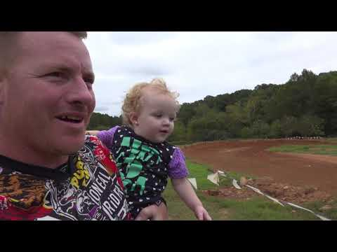 kids on those dirt bikes riding the rm85 till we get the new yz125 ready. Fast bikes!