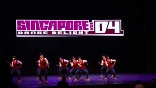 A.O.C.   - Singapore Dance Delight Vol. 4 Finals (2013)