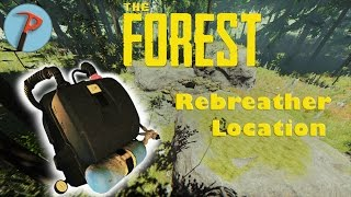 How to find the Rebreather in the Forest