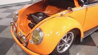 4159 ATL 1966 VW Beetle