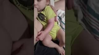 One year old still breastfeeding