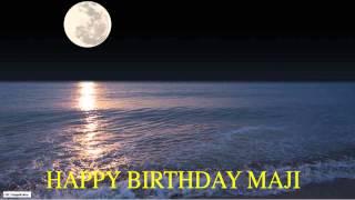 Maji  Moon La Luna - Happy Birthday