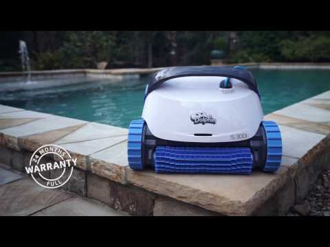 Dolphin S300i Automatic Pool Robot