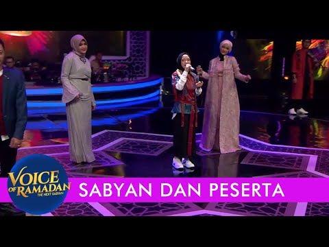 Ya Jamalu (Sabyan Gambus) - Sabyan dan 4 Peserta   Group A   Voice of Ramadan GTV 2019