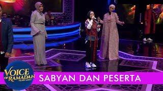 Ya Jamalu (Sabyan Gambus)   Sabyan Dan 4 Peserta | Group A | Voice Of Ramadan GTV 2019