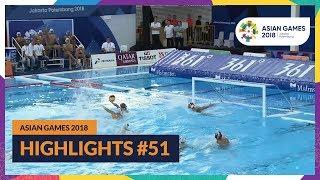 Asian Games 2018 Highlights #51
