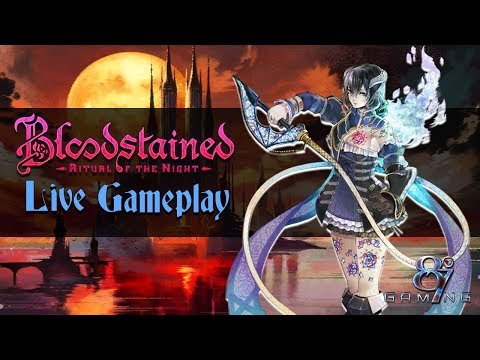 Gameplay de Bloodstained Ritual of the Night