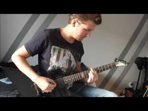 Three days grace Adam Gontier - Chalk Outline guitar Cover