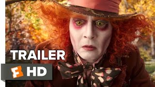 Alice Through the Looking Glass Official Trailer #1 (2016) - Mia Wasikowska, Johnny Depp Movie High Quality Mp3
