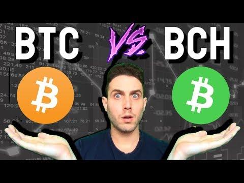 BITCOIN VS. BITCOIN CASH? BTC VS BCH DEBATE EXPLAINED