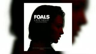 Foals - Late Night (Solomun Remix)[Criminal Soundtrack]