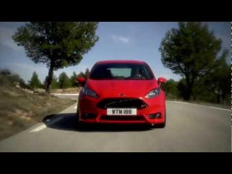 Ford Fiesta St Хетчбек класса B - рекламное видео 3
