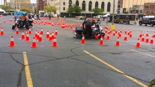cop motorcycle drop