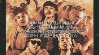 Felp 22, Duki, Rauw Alejandro - A Mafia Da Sicilia (feat. MC Davo & Fuego) AUDIO OFICIAL LETRA