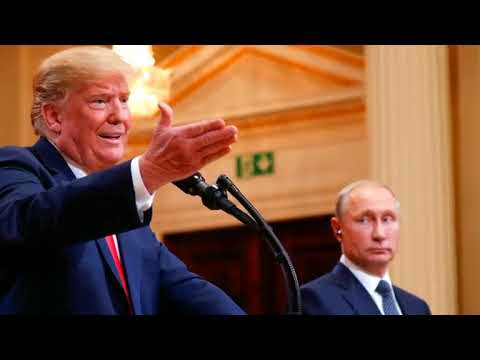 Trump says he holds Putin responsible for alleged election meddling