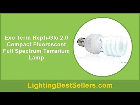 exo terra repti glo 20 compact fluorescent full s