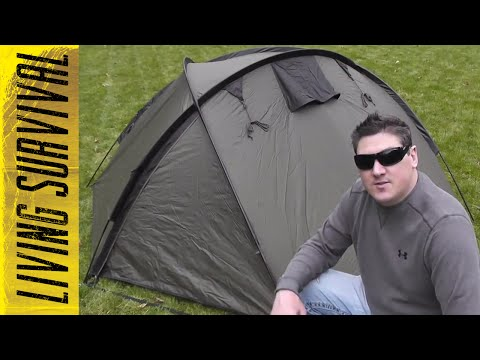 Snugpak Bunker Tent Review
