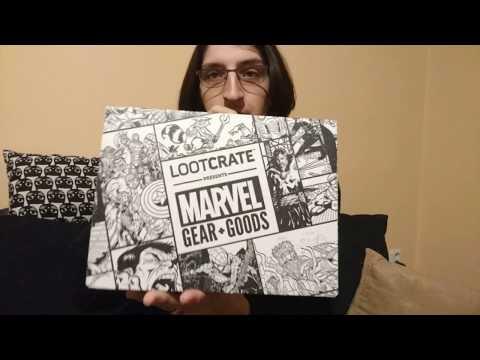 Čas na Čaj: Marvel Lootcrate