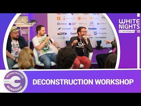 Deconstruction Workshop St. Petersburg 2018