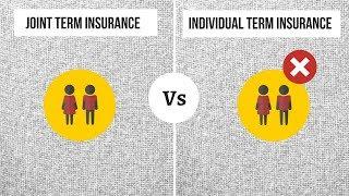 Term Insurance - Comparison between Joint Term Insurance & Individual Term Insurance in Kannada