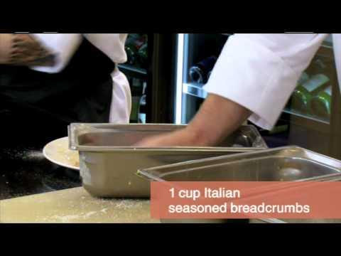 Chef Michael White makes Chicken Petroniana White Chicken Parmesan