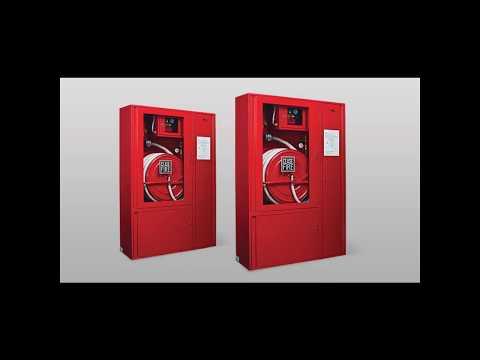 Ceasefire Watermist Hydrant System Cf2000