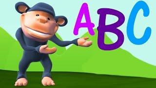 🌞 The Alphabet Song - Nursery Rhymes Playlist for Children