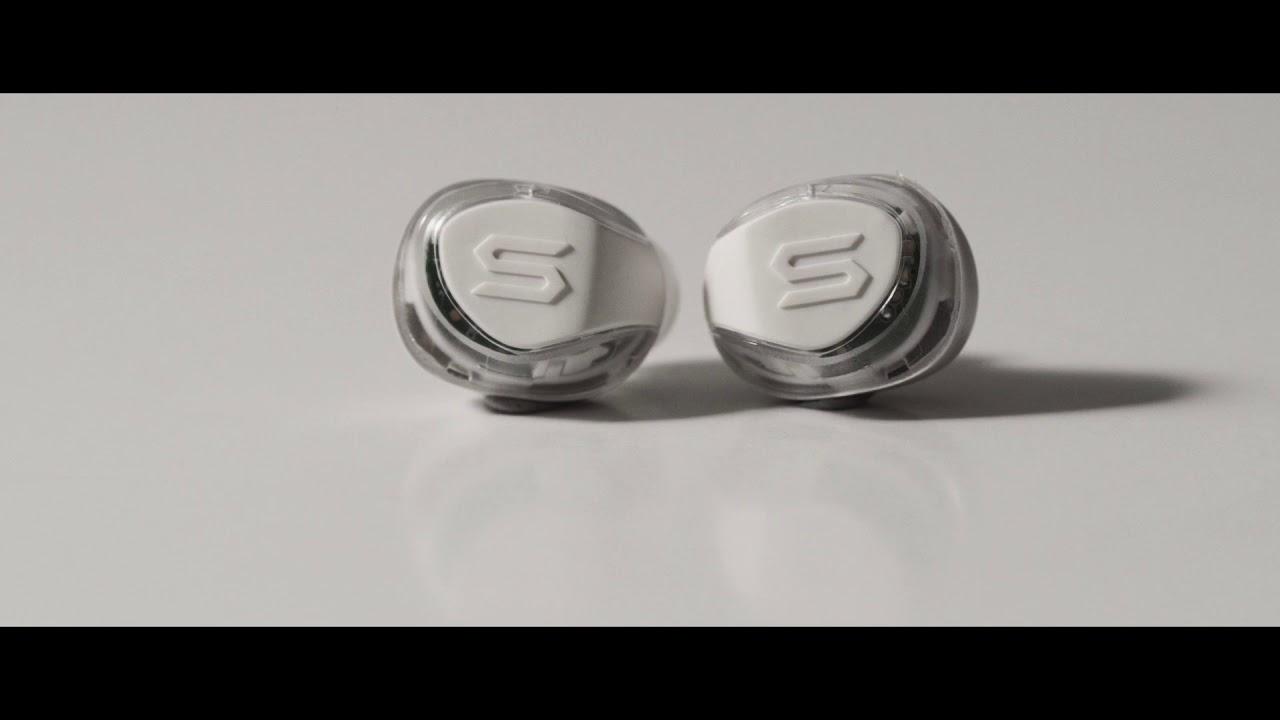 Беспроводные наушники SOUL X-Shock True Wireless (White) SX15WH video preview