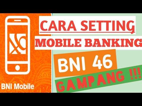 Cara Setting Mobile Banking BNI terbaru JUNI 2019 - Aktivasi Mobile Banking BNI | ZHOFFRO Tutorial
