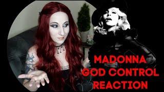Madonna God Control Reaction