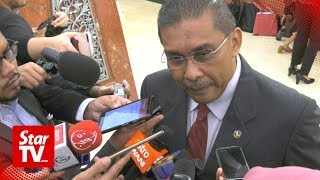 Takiyuddin: PAC effective if chairman from Opposition