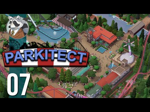 Finishing the Mission Area | Cedar Creek | Parkitect Ep.7
