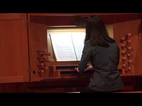 혜화동성당 파이프 오르간 연주곡(3) 비발디 협주곡 나 단조 등