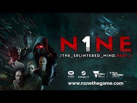 Part 1 - Teaser Trailer de N1NE: The Splintered Mind