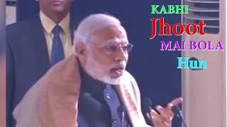 Gambar cover PART :1 : Kabhi Nahi | Modi Version | Adnan sami | The Underground editor