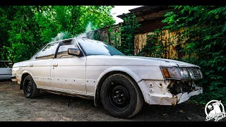 Toyota Mark 2 за 35 тысяч рублей, что то пошло не так!!