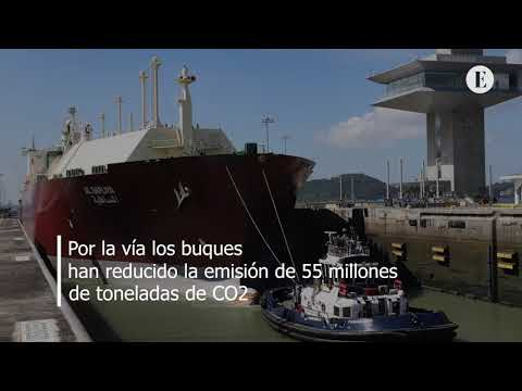 Canal ampliado conmemora sus tres años de operación con más de 6,000 tránsitos