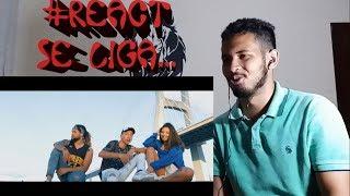 #REACT   Tu Falas Ft. Gson(WAZE)