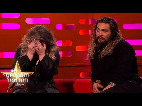 Kelly Clarkson is Freaked Out by INSANE Red Chair Story! | The Graham Norton Show