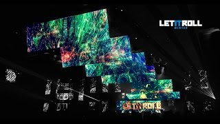 Technimatic - Live @ Let It Roll Winter Edition 2016, Factory Stage