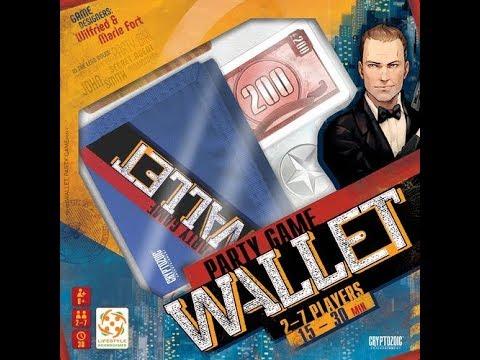 Origins 2018 Bonanza: Wallet Impression