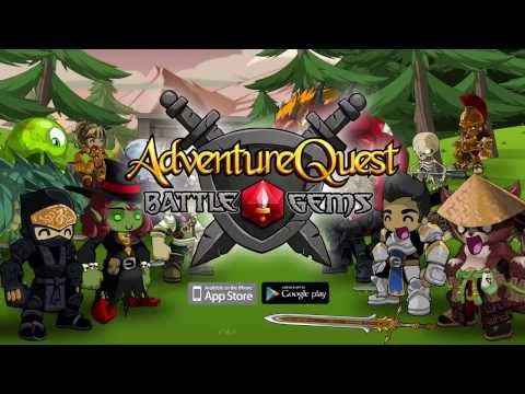Vídeo do Battle Gems (AdventureQuest)